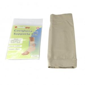 Cavigliera con supporto gel Uomo-Donna 1 Pezzo MediCare