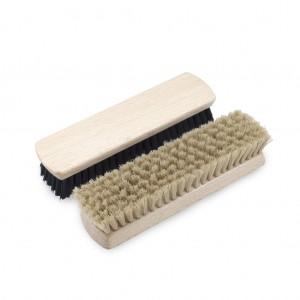 Spazzola manico legno