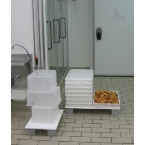 Pallets per contatto con alimenti HACCP